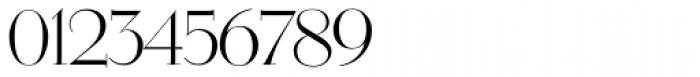 OL Egmont Light Font OTHER CHARS