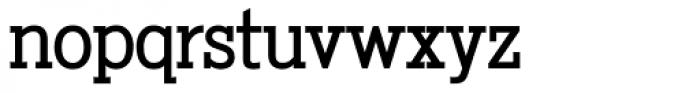OL Egyptian Medium Font LOWERCASE