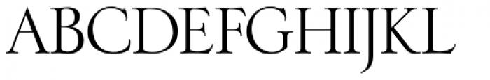 OL Engravers Classic Roman Font UPPERCASE