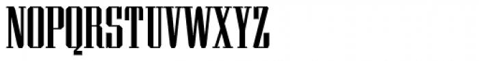OL Grecian Modern Book Font UPPERCASE
