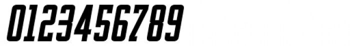 OL Manhattan Bold Italic Font OTHER CHARS