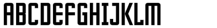OL Manhattan Bold Font UPPERCASE