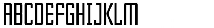 OL Manhattan Medium Font UPPERCASE