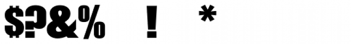 OL Newsbytes Black Font OTHER CHARS