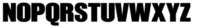 OL Newsbytes Black Font UPPERCASE