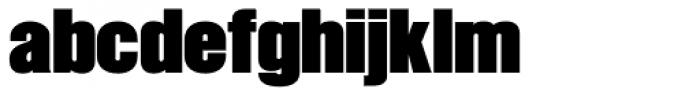 OL Newsbytes Black Font LOWERCASE