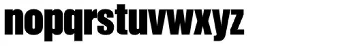 OL Newsbytes Bold Font LOWERCASE