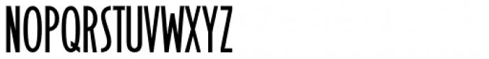 OL Raleigh Gothic B Display Font LOWERCASE