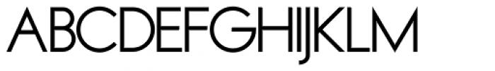 OL Round Gothic Bold Font UPPERCASE