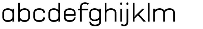 OL Siynnamin Gothic Light Text Font LOWERCASE