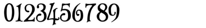 Old Paris Nouveau Titling Font OTHER CHARS