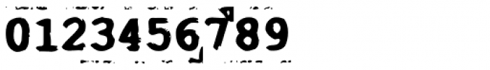 Old Stefan No 5 Font OTHER CHARS