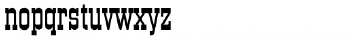 Old Towne No 536 Font LOWERCASE