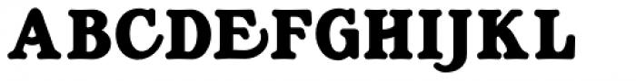Olden Daze NF Font UPPERCASE