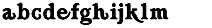 Olden Daze NF Font LOWERCASE