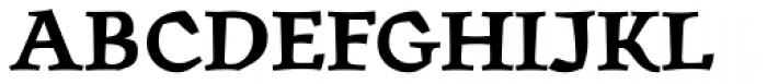 Oldrichium Std Bold Font UPPERCASE