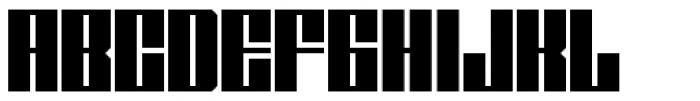 Ole Font UPPERCASE
