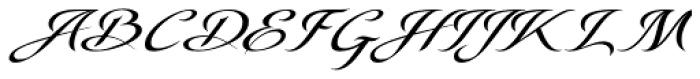Olidia One Font UPPERCASE