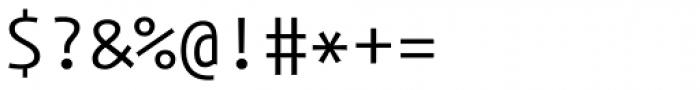 OliveGreen Mono Regular Font OTHER CHARS