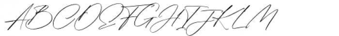 Olivie Font Duo Script Font UPPERCASE