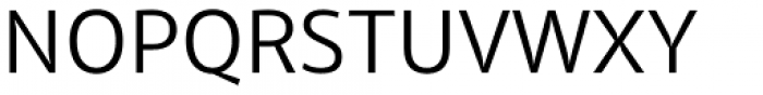 Olivine Book Font UPPERCASE