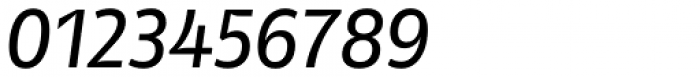 Olivine Italic Font OTHER CHARS