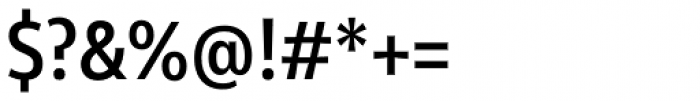 Olivine Narrow Medium Font OTHER CHARS