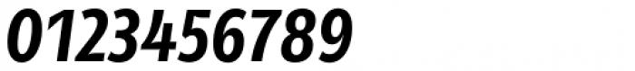 Olivine Narrow Semi Bold Italic Font OTHER CHARS