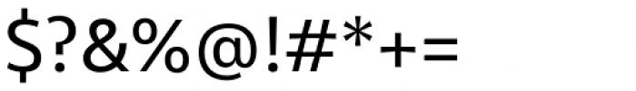 Olivine Regular Font OTHER CHARS