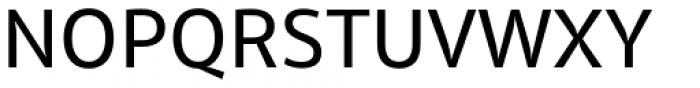 Olivine Regular Font UPPERCASE
