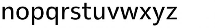 Olivine Regular Font LOWERCASE