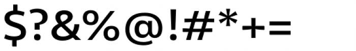 Olivine Wide Medium Font OTHER CHARS