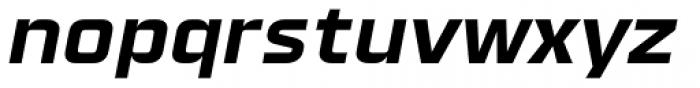 Olney Bold Italic Font LOWERCASE
