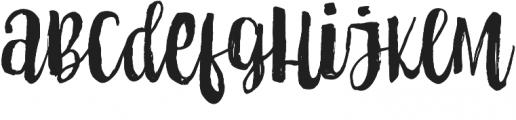 Omarbig Regular otf (400) Font UPPERCASE