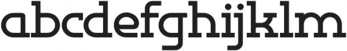 Omni Serif Bold otf (700) Font LOWERCASE
