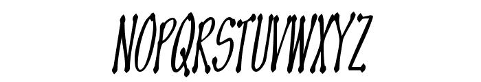 OMEGA Old Face Font UPPERCASE