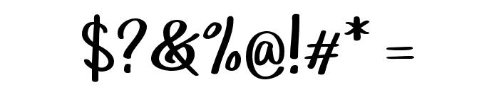 OmTeloletOm Font OTHER CHARS