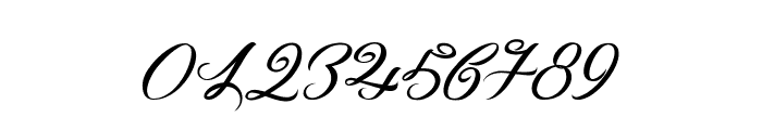 Ombeline Ludolphides Font OTHER CHARS