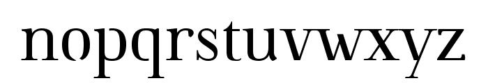 Omologo Personal Font LOWERCASE