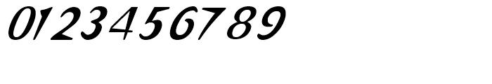 Omaha Thin Italic Font OTHER CHARS
