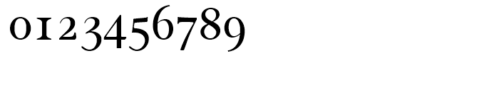 Omnibus Roman SC Font OTHER CHARS