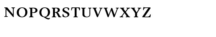 Omnibus Roman SC Font LOWERCASE