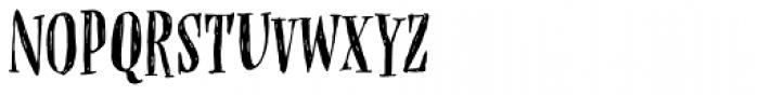 OMORIKA Font UPPERCASE