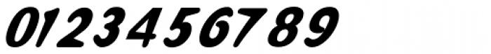 Omaha Bold Italic Font OTHER CHARS