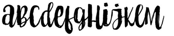 Omarbig Regular Font UPPERCASE