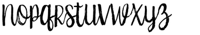 Omarbig Regular Font LOWERCASE