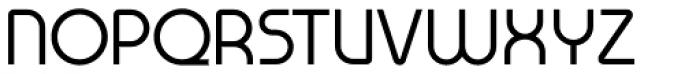 Omni Medium Font UPPERCASE