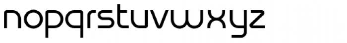 Omni Medium Font LOWERCASE