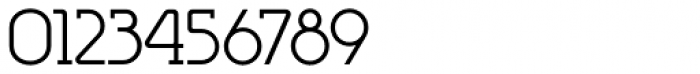 Omni Serif Light Font OTHER CHARS