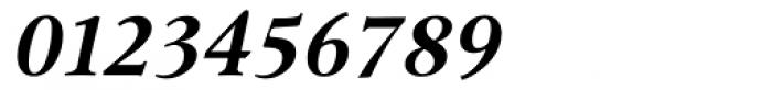 Omnibus Bold Italic Font OTHER CHARS